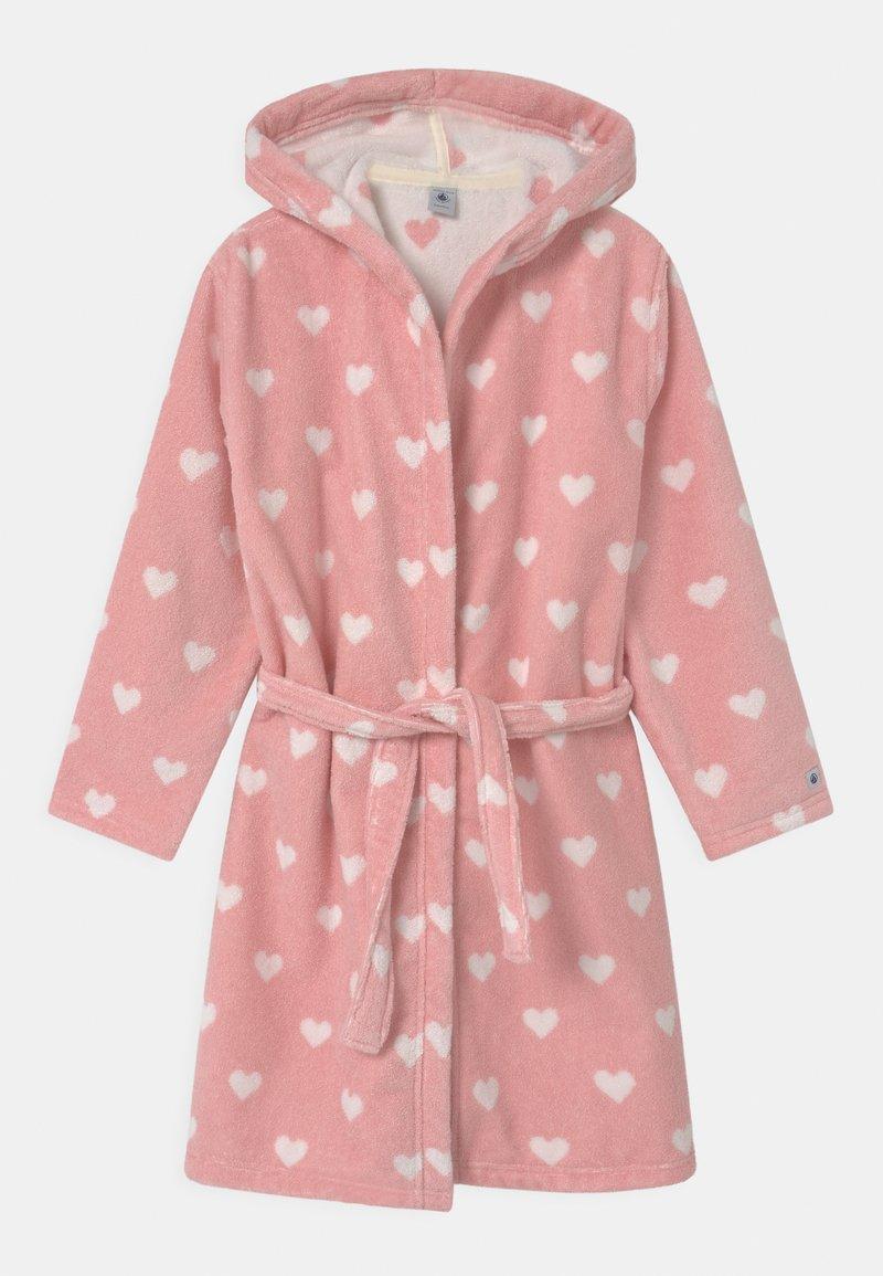 Petit Bateau - HEART - Dressing gown - charme/marshmallow