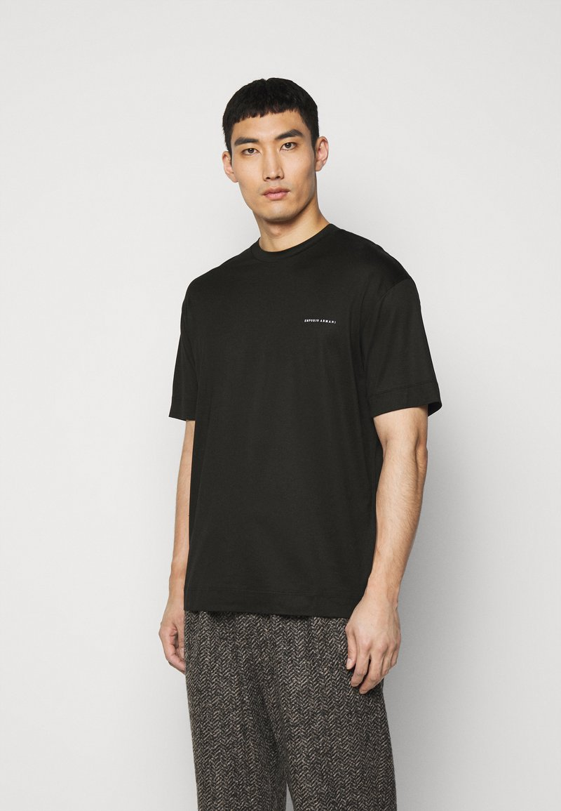 Emporio Armani - Basic T-shirt - black