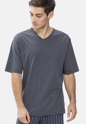 MELTON - T-shirt basic - soft grey