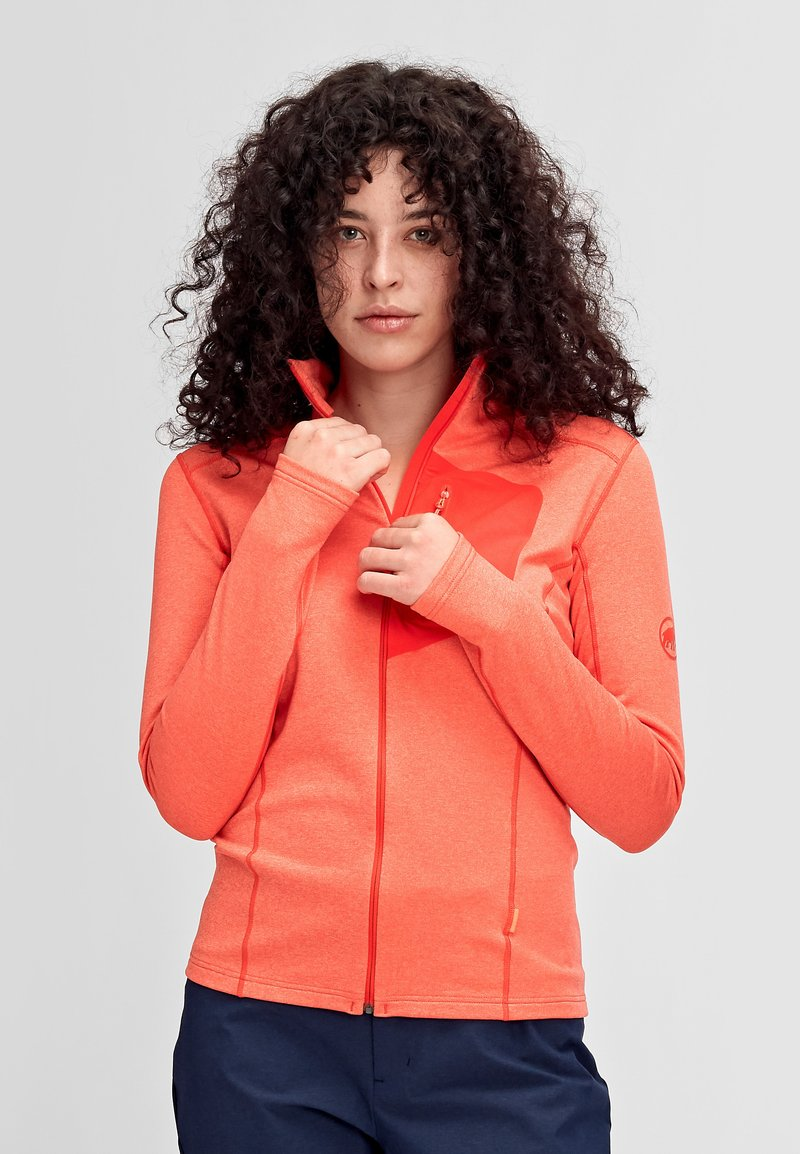 Mammut - ACONCAGUA - Zip-up hoodie - poinciana