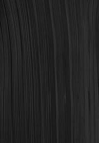 Weekday - ELAINE PLEAT SHORT DRESS - Day dress - black - 5