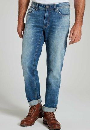 Straight leg -farkut - bleu jean