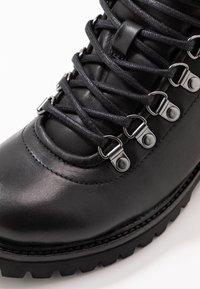 Blackstone - Boots à talons - black - 2
