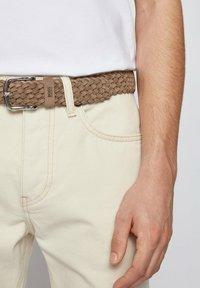 BOSS - SASH - Belt - beige - 1