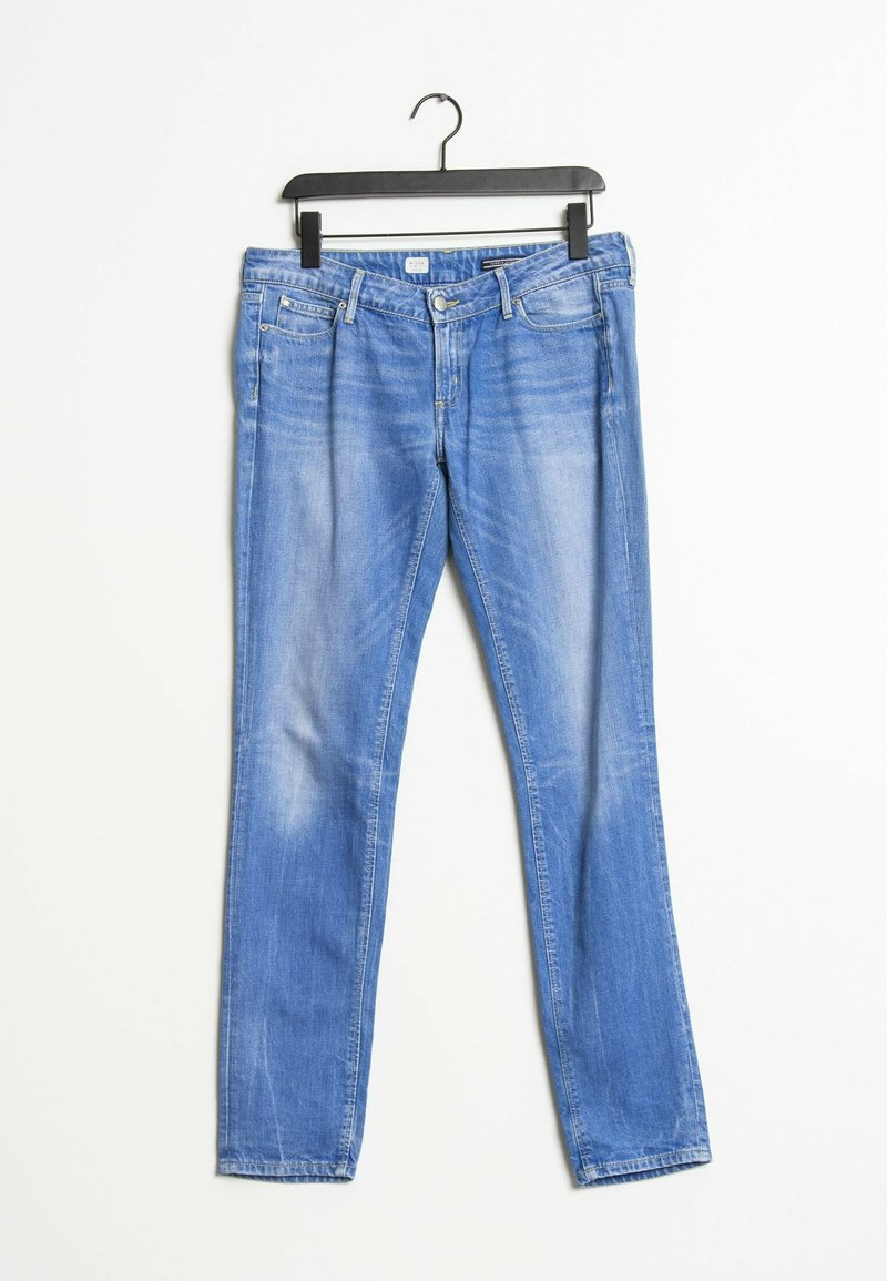 Tommy Hilfiger - Slim fit jeans - blue