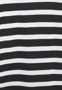 Zign - Print T-shirt - black - 4