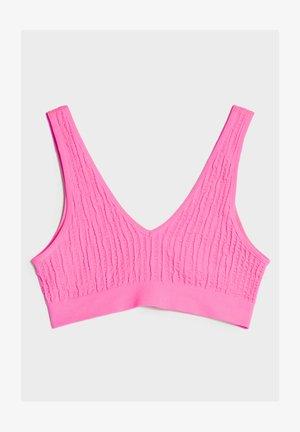 TEXTUR - Top - pink