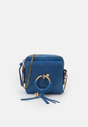 Joan mini camera bag - Taška spříčným popruhem - moonlight blue