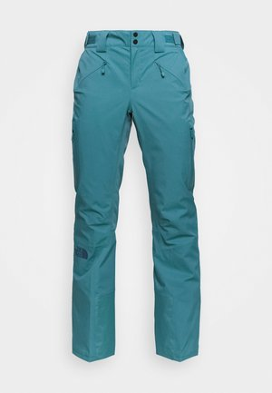 LENADO PANT - Snow pants - mallard blue