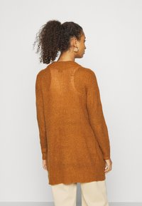 JDY - MEGAN  - Cardigan - leather brown - 2