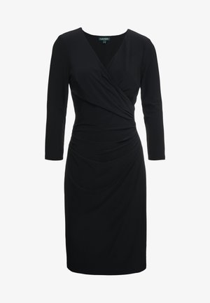 MID WEIGHT DRESS - Jerseykjole - black