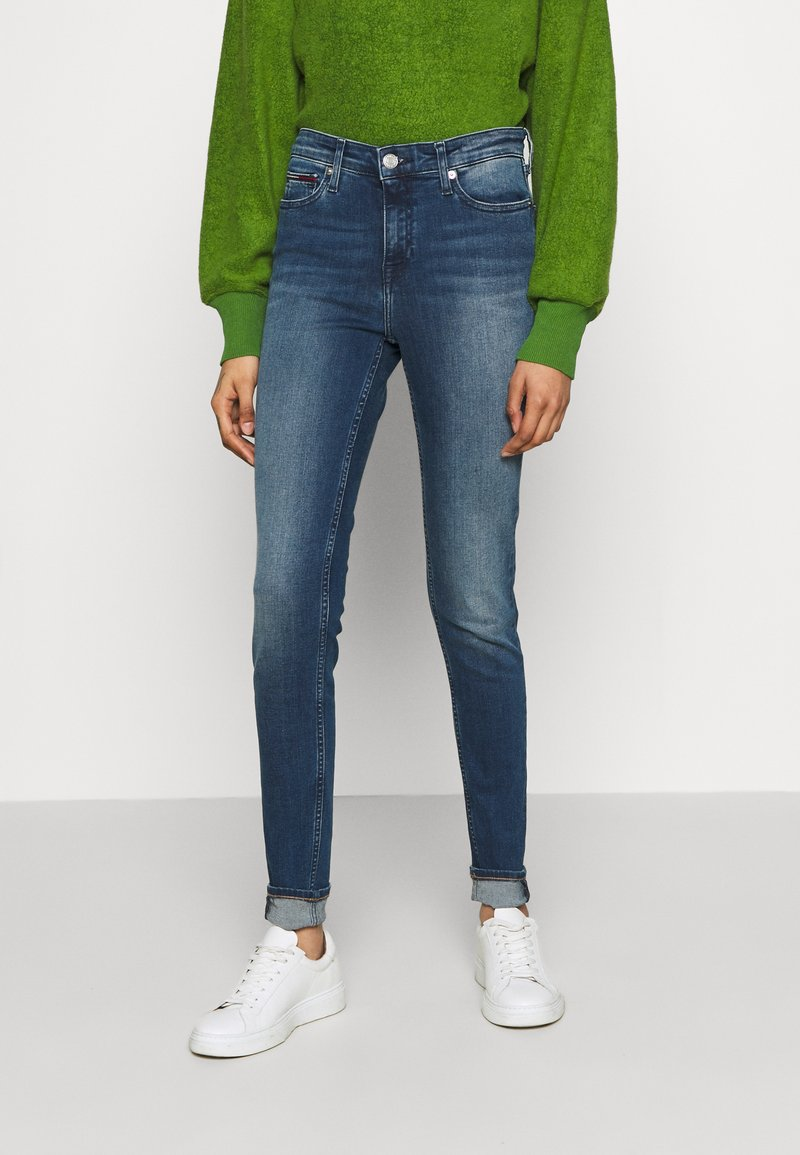 Tommy Jeans - NORA - Jeans Skinny Fit - denim