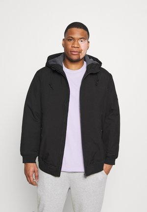 JJBERNIE JACKET - Light jacket - black