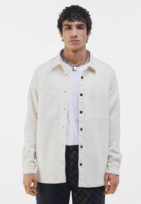 Bershka - Summer jacket - beige - 0