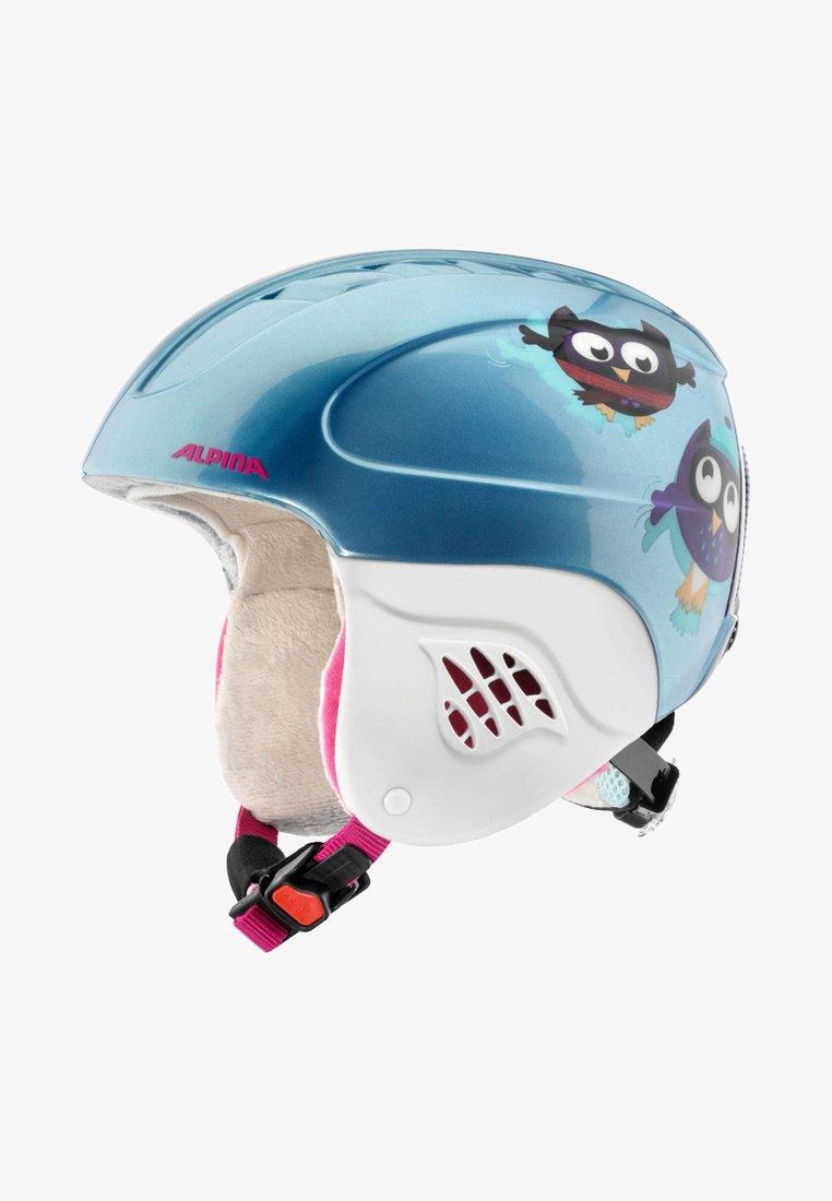 Alpina - CARAT - Helmet - hellblau