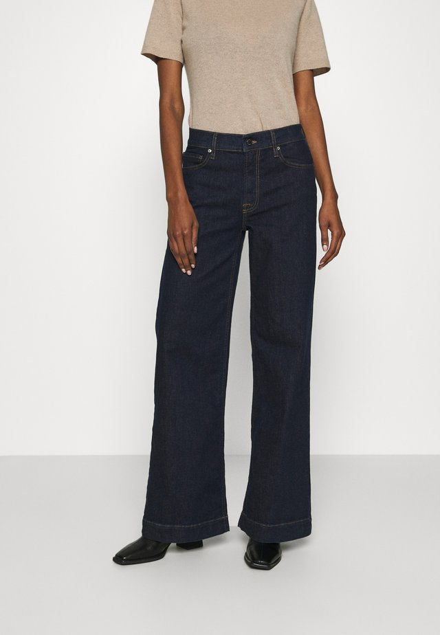 GILLY WIDE  - Jeans Relaxed Fit - clean washington