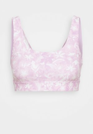 CUTOUT BACK  - Sports bra - brushed bouquet blossom