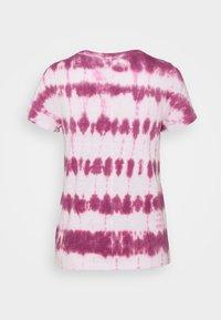 GAP - FOREVERSOFT CREW - Print T-shirt - pink - 1