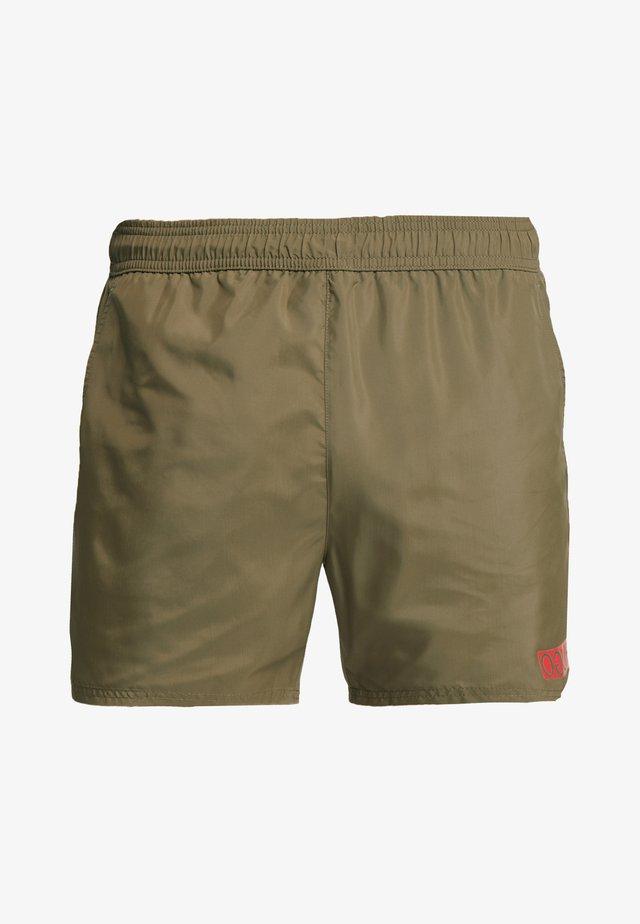 KUBA - Badeshorts - brown