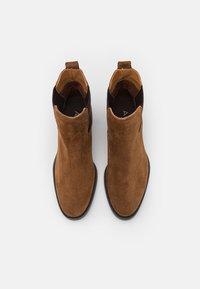 Alpe - ALAIN - Korte laarzen - brown - 5