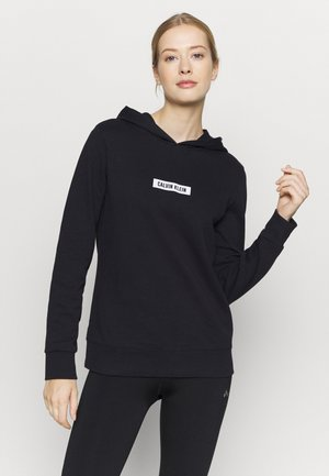 HOODIE - Jersey con capucha - black