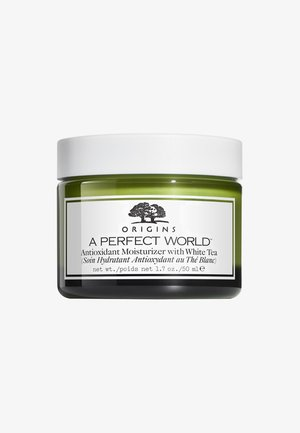 A PERFECT WORLD ANTIOXIDANT MOISTURIZER WITH WHITE TEA - Face cream - -
