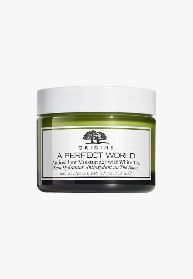 A PERFECT WORLD ANTIOXIDANT MOISTURIZER WITH WHITE TEA - Dagcrème - -