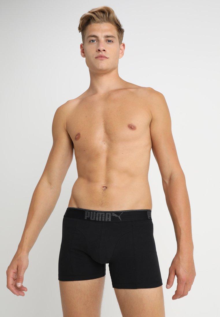 Puma - LIFESTYLE 3 PACK  - Pants - black