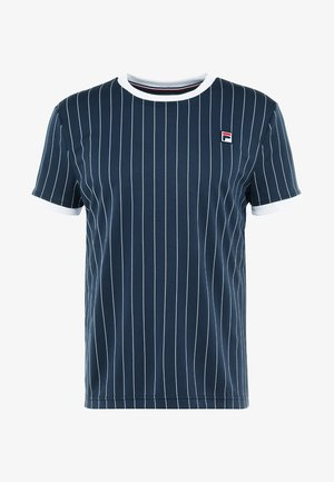 TREY - T-shirt imprimé - peacoat blue/white