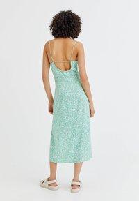 PULL&BEAR - Day dress - blue - 1
