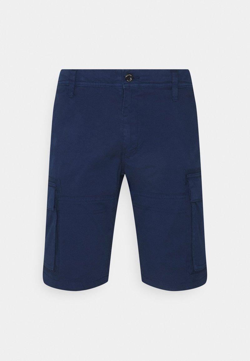s.Oliver - CARGO - Shorts - blue