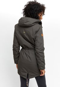 Mazine - MAZINE LIBRARY - Winter coat - black olive - 1