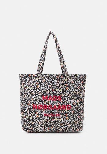 BOUTIQUE ATHENE - Tote bag - black/multi