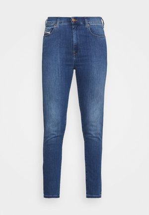 D-ROISIN-HIGH - Jeans Skinny Fit - medium blue