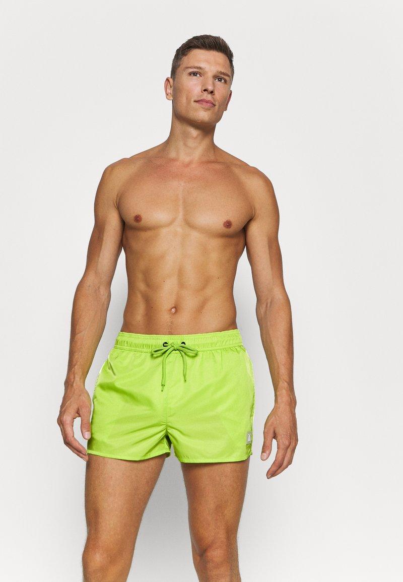 Topman - Plavky - green