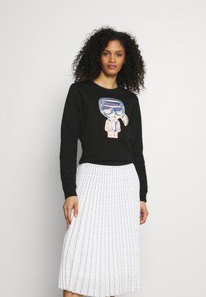 IKONIK BALLOON - Sweatshirt - black