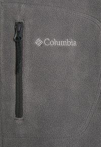 Columbia - Fleecetakki - city grey - 2