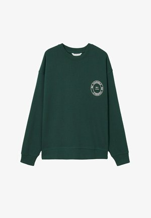 Sweater - dark green