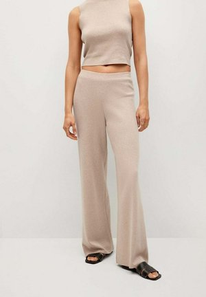 Kalhoty - sable