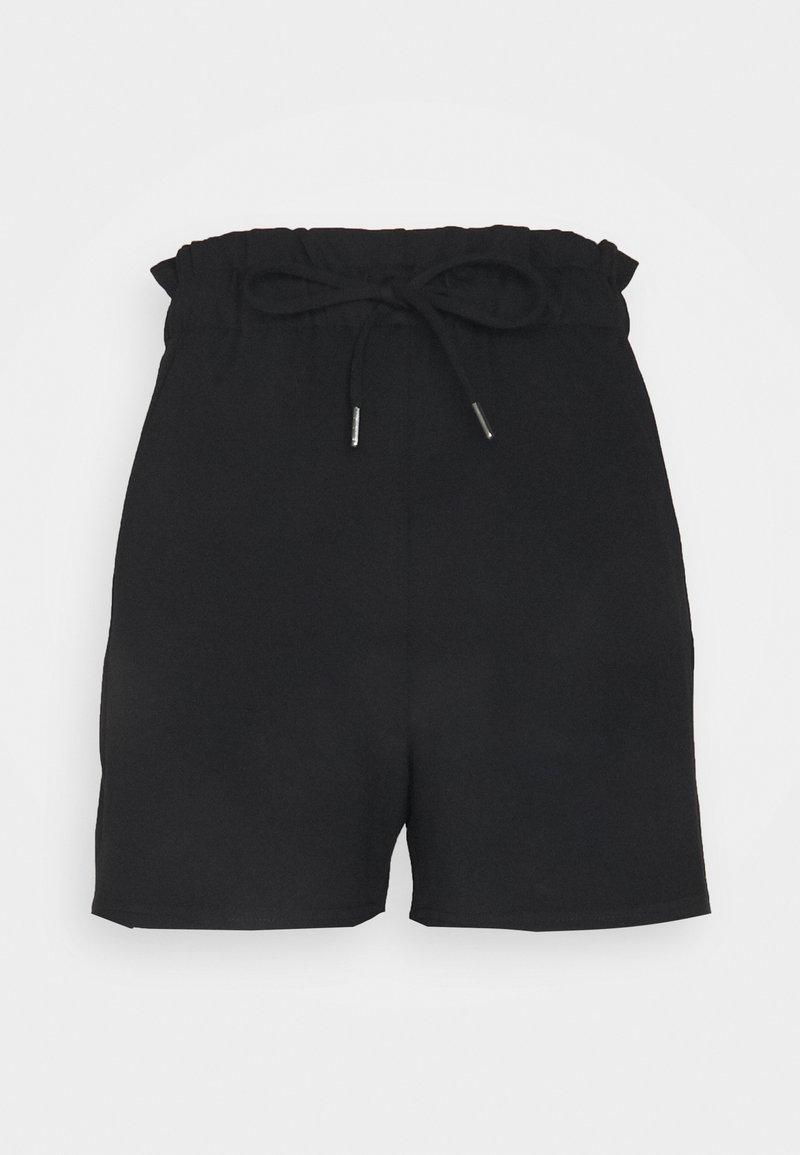 TOM TAILOR DENIM - Shorts - deep black