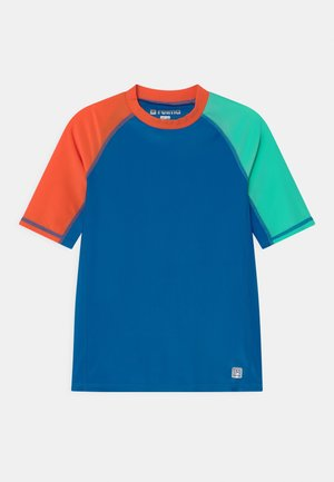 SWIM UIVA UNISEX - Surfshirt - blue