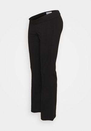 MLMIJA FLARE  - Tracksuit bottoms - black