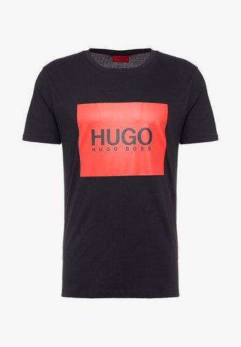 DOLIVE - Print T-shirt - black