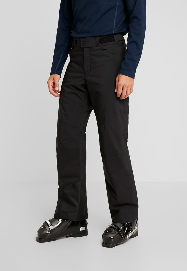 MAROON - Spodnie narciarskie - black