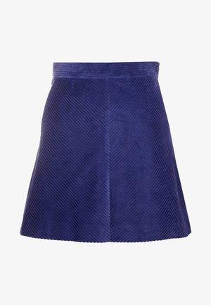DOGANALE - A-line skirt - light blue