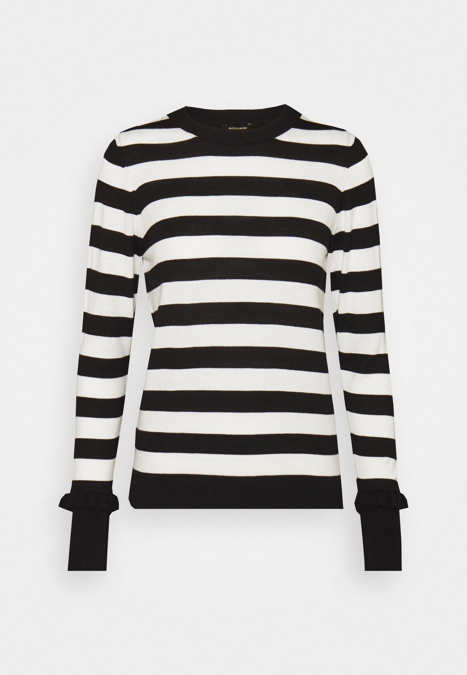 Femme Pullover - black