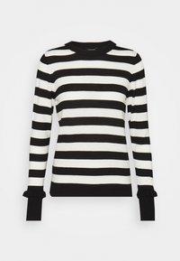 More & More - Sweter - black - 0