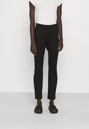 PINA TROUSER - Kalhoty - black