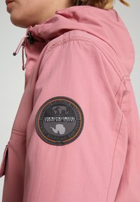 Napapijri - RAINFOREST SUMMER - Winter jacket - mesa rose - 5