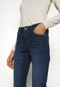 s.Oliver - LANG - Jeans slim fit - dark blue - 3